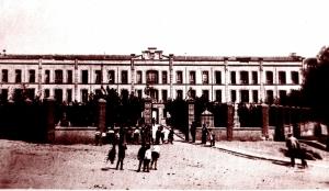 XV-5 Cuartel de Infantería Isabel